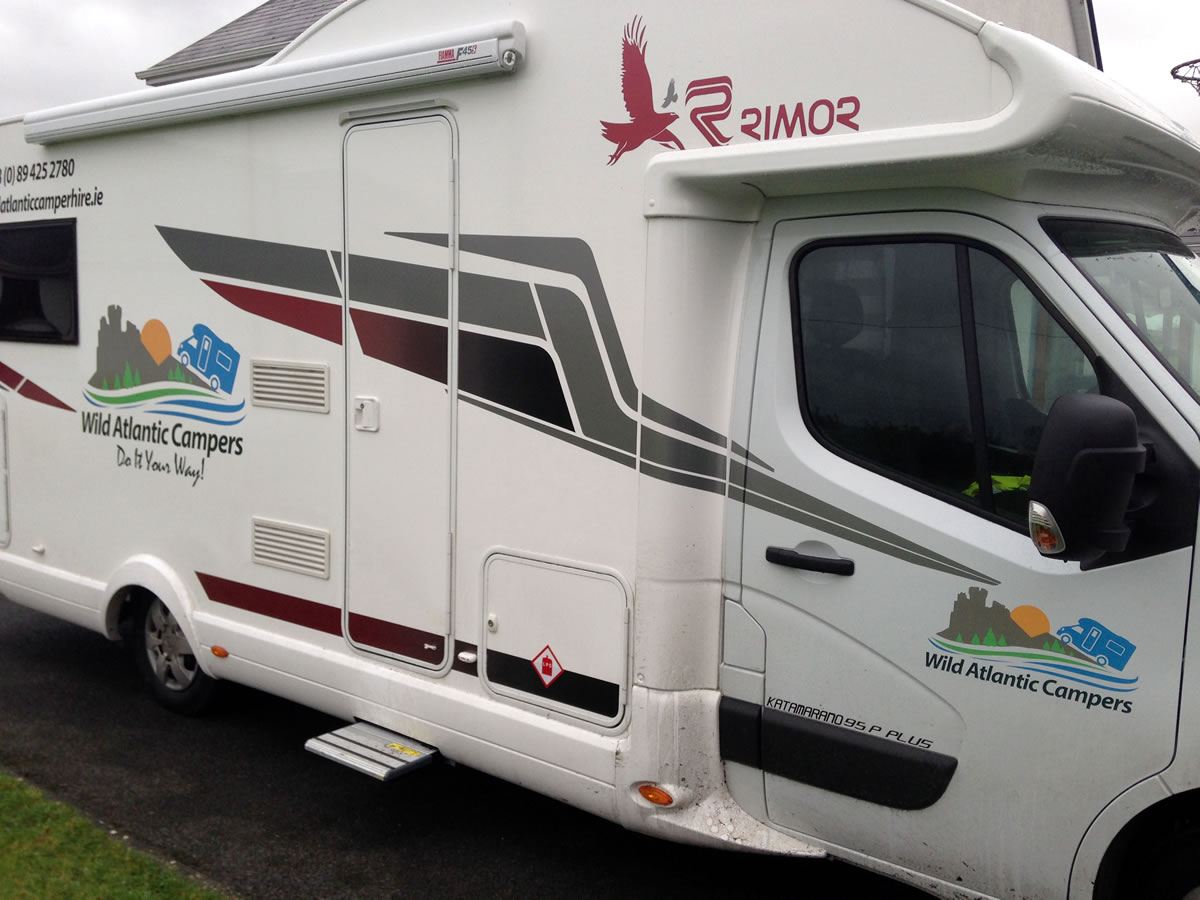 Innovative Motorhome Hire And Campervan Rental Depot Locations
